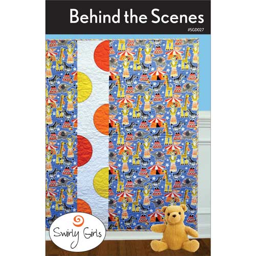 Behind the Scenes by Swirly Girls Design