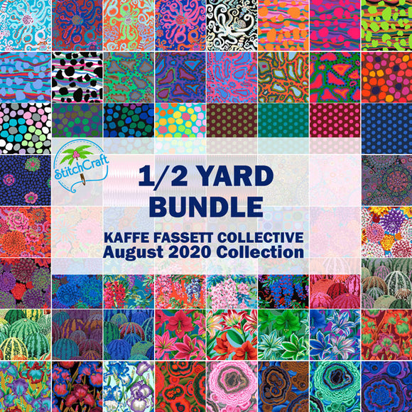Kaffe Half-Yard Bundle