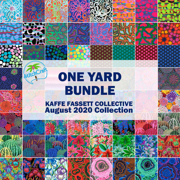Kaffe One Yard Bundle
