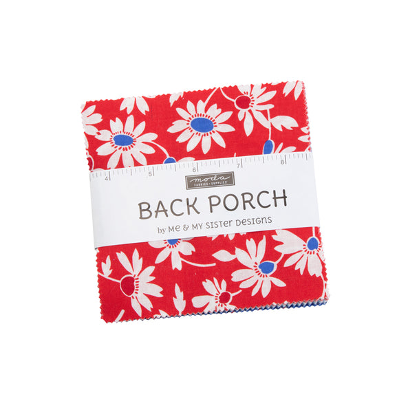 Back Porch Charm Pack Me and My Sister Designs Moda Fabrics