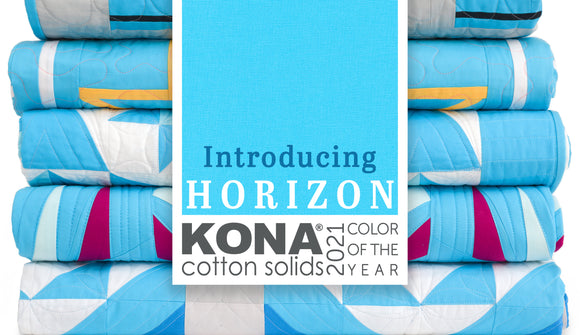 Kona Cotton HORIZON - Kona COY 2021
