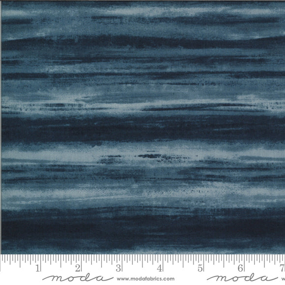 Gatsby Duke The Blues Janet Clare Moda Fabrics