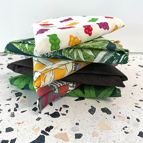 Herban Sprawl Fat Quarter Bundle