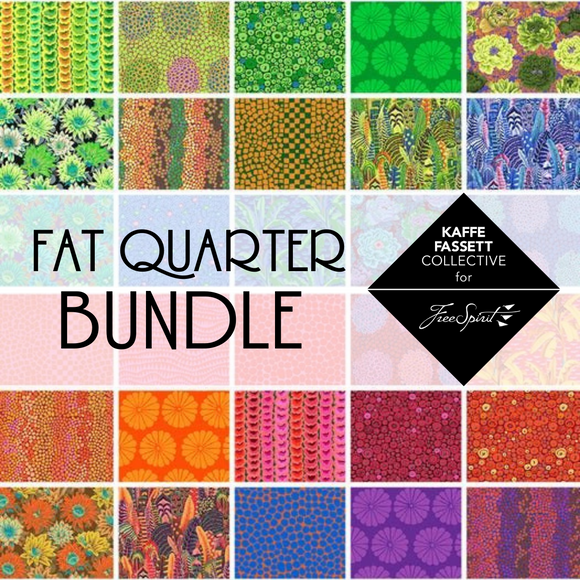 Kaffe Fassett Collective Fat Quarter Bundle February 2021 Collection