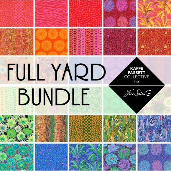 Kaffe Fassett Collective Full Yard Bundle February 2021 Collection