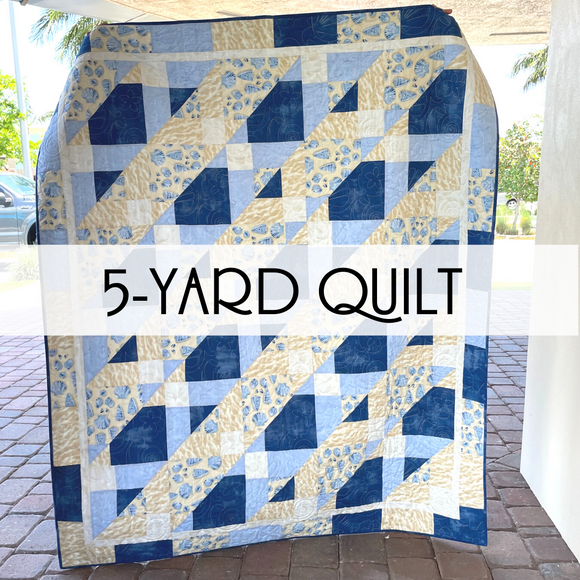 5-yard Quilt with Raine May 20th 2021