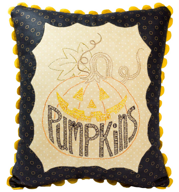 Pumpkin Time! Pillow