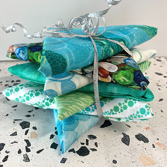 Sea Love Fat Quarter Bundle