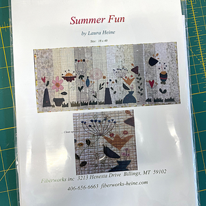 Summer Fun Pattern