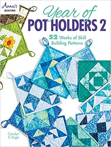 Year of Pot Holders 2