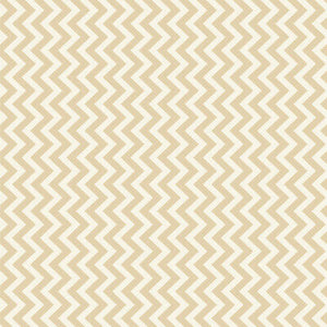 Muslin Mates Chevron - Natural