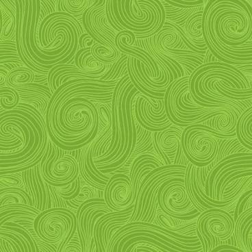Just Color - Swirl Grass