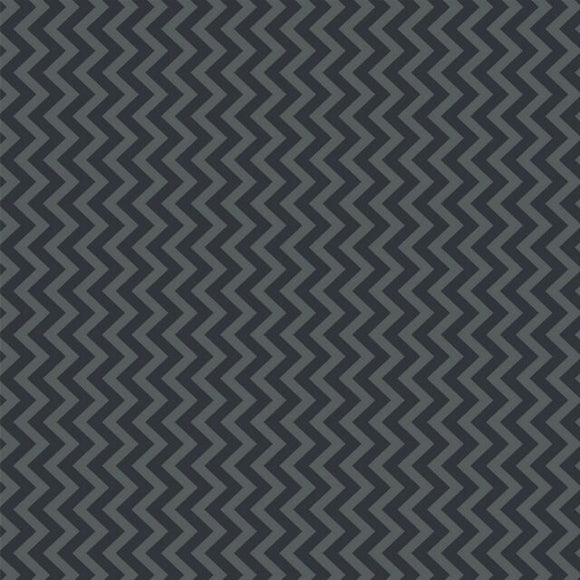 Muslin Mates Chevron Midnight