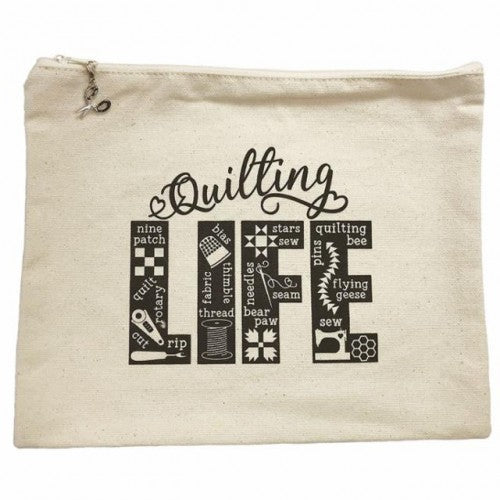 Quilting Life Bag