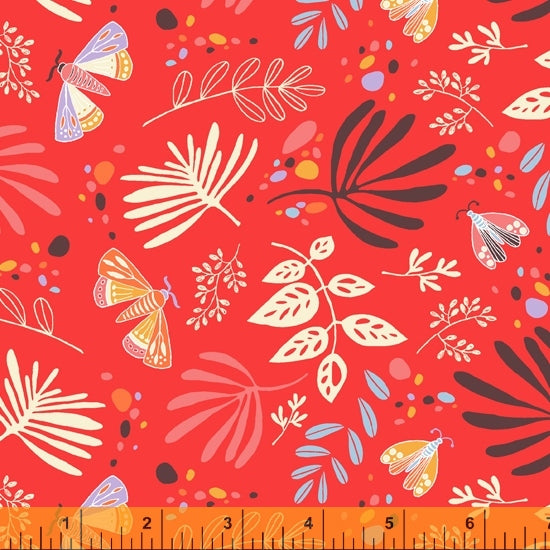 Aerial Scatter - Red Orange 52182-10