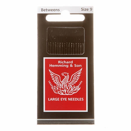 Betweens Needles Size 9