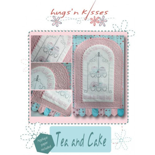 Tea and Cake Hugs'n Kisses
