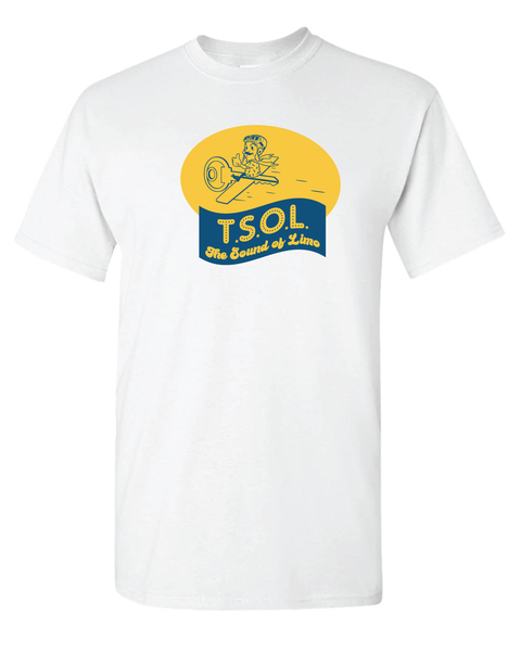 """The Sound Of Limo"" T-Shirt (White)"