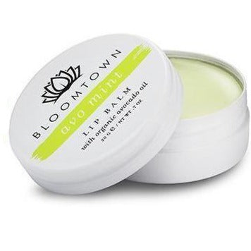 Avo Mint Lip Balm (20g) - Beautykind
