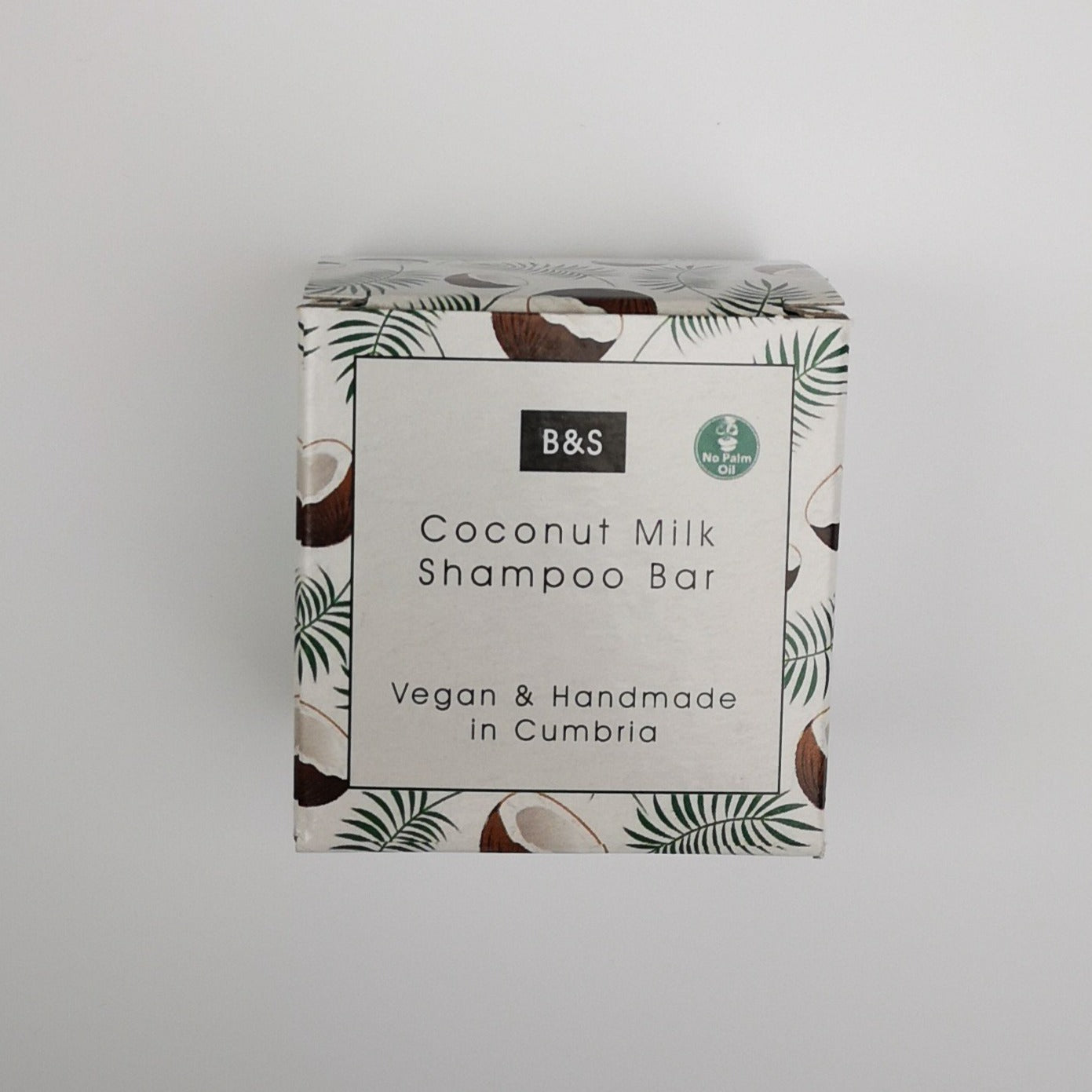 Coconut Milk Shampoo Bar (130g) - Beautykind