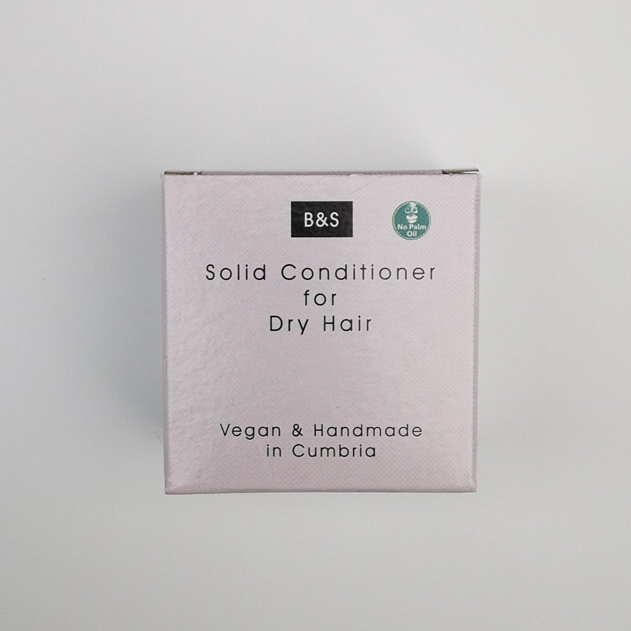 Solid Conditioner Bar For Dry/Damaged Hair (105g) - Beautykind