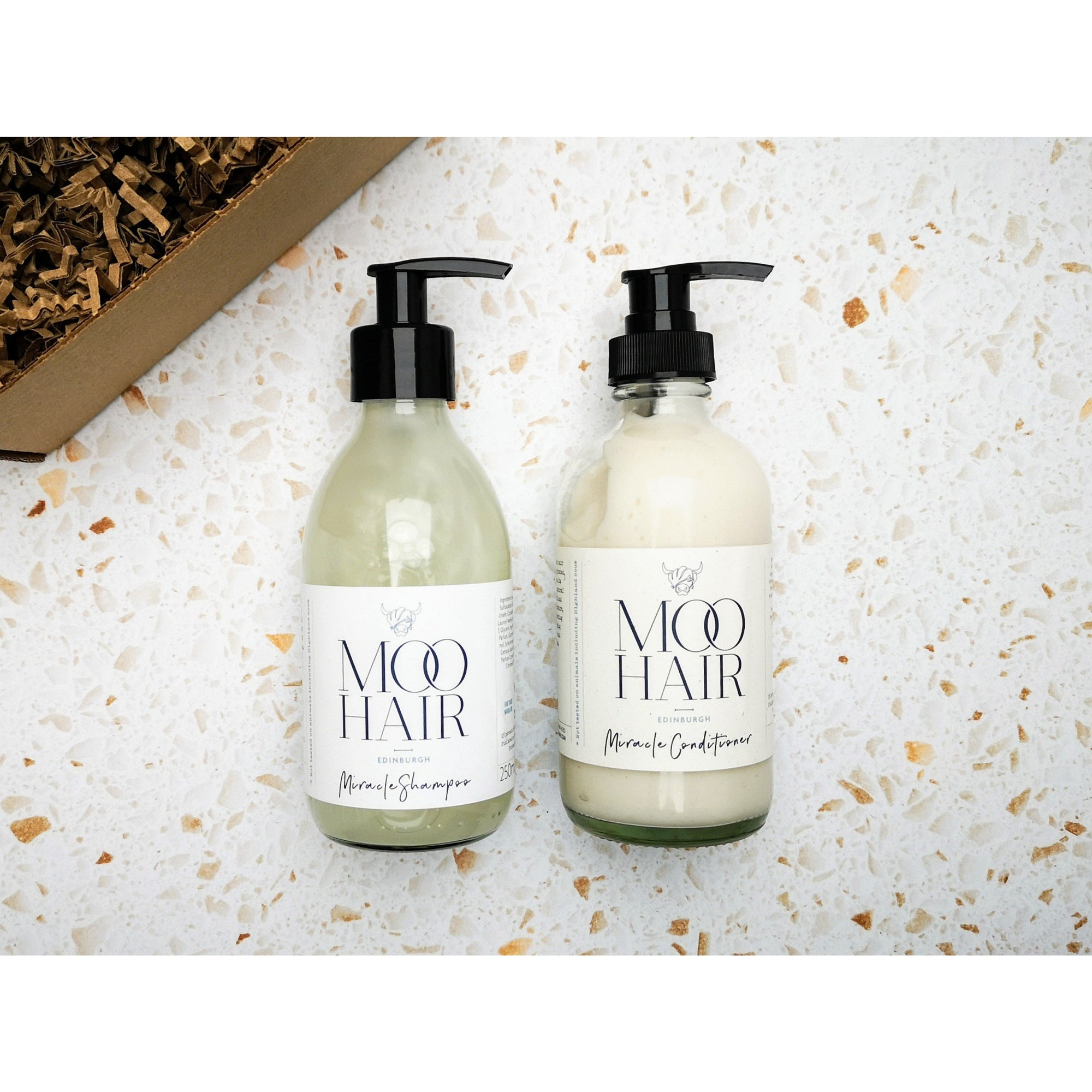 The Moo Hair Miracle Gift Set - Beautykind