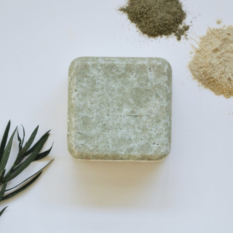 2in1 Shampoo & Conditioner Bar For Itchy Scalps (70g) - Beautykind