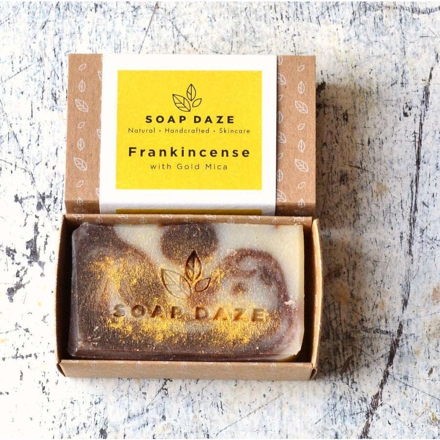 Frankincense Soap (112g) - Beautykind