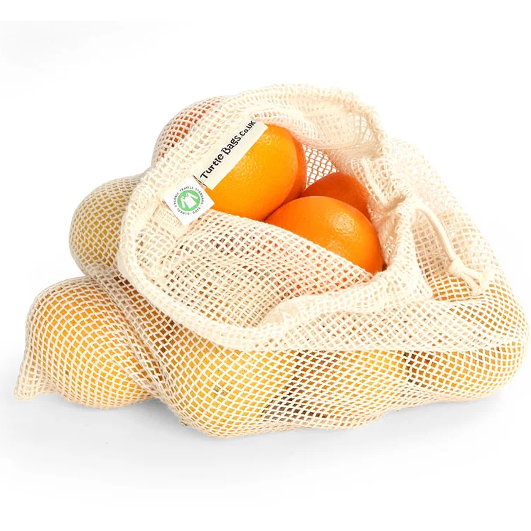 Large Organic Grocery Bag - Beautykind