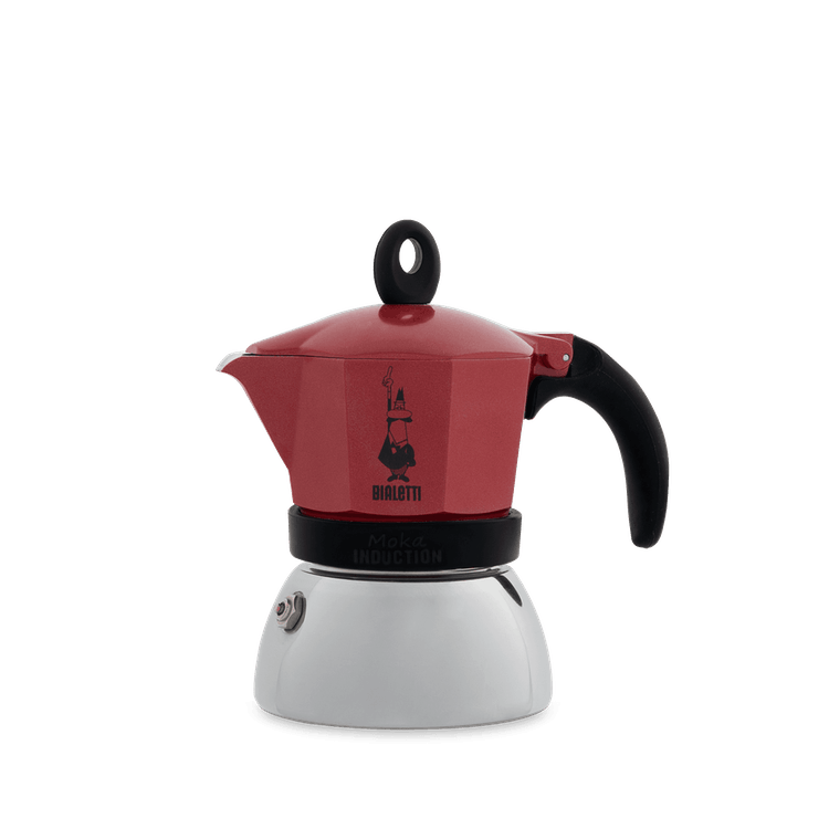 Bialetti Moka Pot İnduction 3 Cup