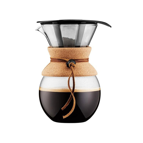 Pour Over 8 Cup Metal Filtre 1000ml