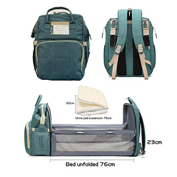 Foldable Diaper Baby Bag