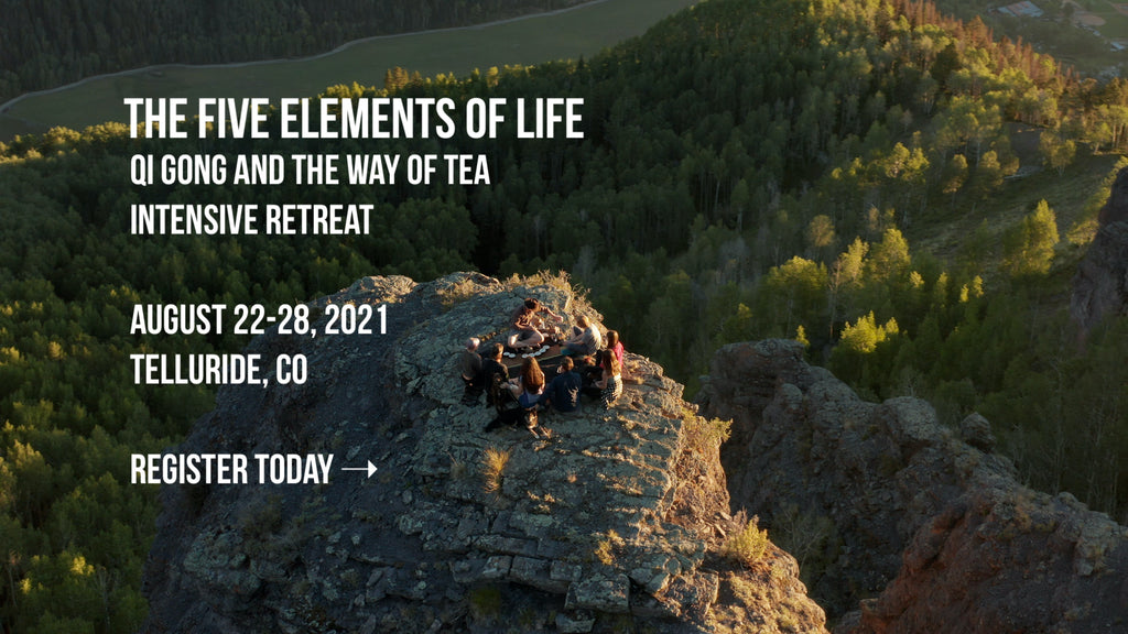 5 Element Retreat: Qi Gong and the Way of Tea