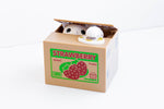Load image into Gallery viewer, Mischief Saving Box - Strawberry Cat