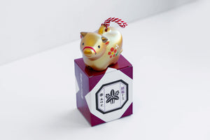 Year of the Ox Figurine (Gold)