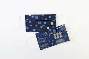Blue Tombo (Dragonfly) Series Face Mask Set - shipping included