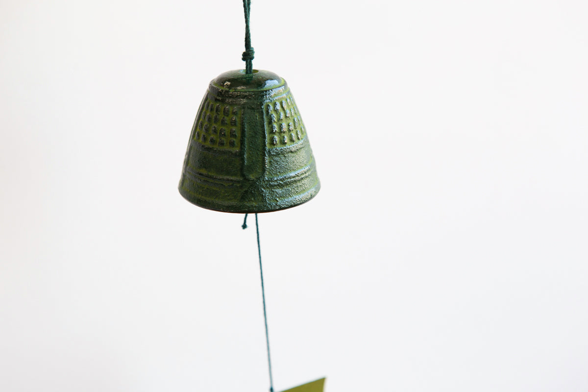 Temple Bell Furin (Wind Chime)
