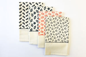 Japanese Icons Kitchen Towels