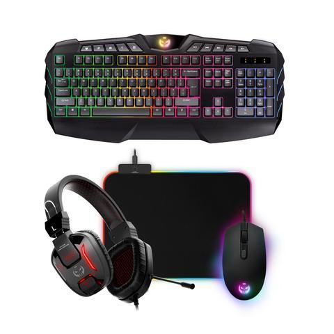 Precision 4-in-1 Gaming Bundle - [NZ Technology Products NZTP]