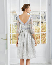 Load image into Gallery viewer, Lace mother of the bride and groom outfit