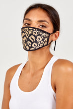 Load image into Gallery viewer, Animal Print Fashion Mask