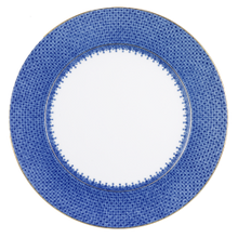 Load image into Gallery viewer, Blue Lace Service Plate by Mottahedeh