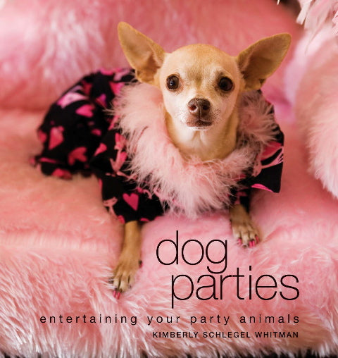 Dog Parties - Autographed Book by KSW