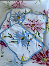Load image into Gallery viewer, Dahlia Cocktail Napkins by D. Porthault - Set of 4