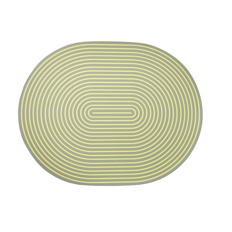 Lacquer Striped Placemats By Von Gern Home
