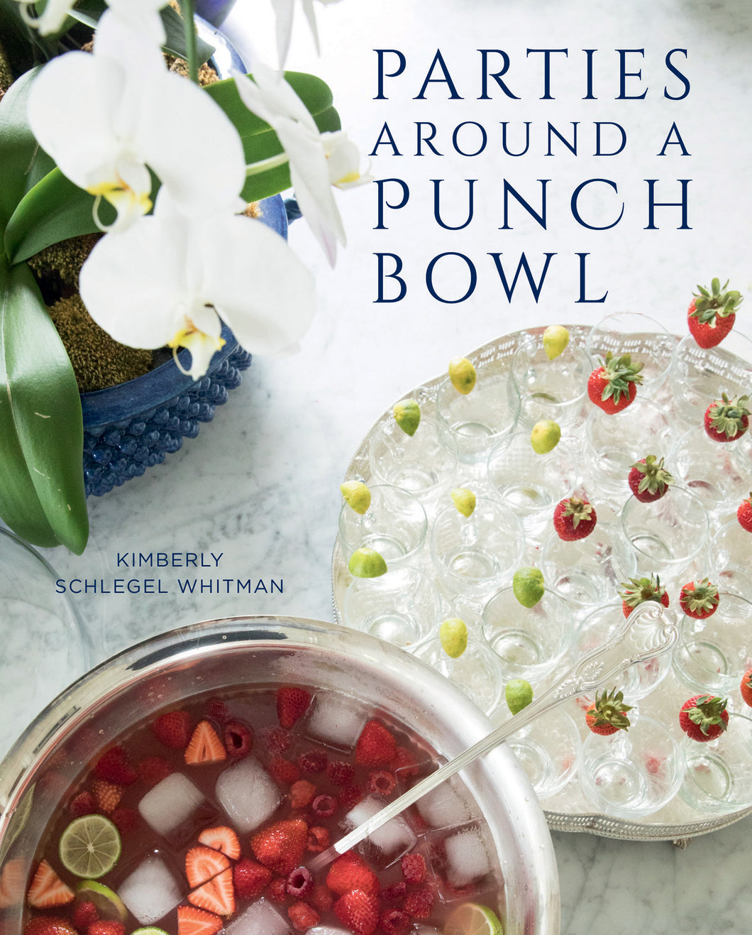 Parties Around a Punch Bowl Book by KSW - Autographed Copy