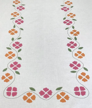 Load image into Gallery viewer, Matisse Floral Linen Tablecloth by Elizabeth Lake