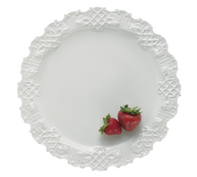 Load image into Gallery viewer, Longton Hall Service Plate - Charger by Mottahedeh