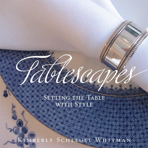 Tablescapes: Setting the Table with Style - Autographed Book by KSW
