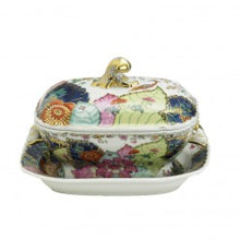 Load image into Gallery viewer, Tobacco Leaf Tureen by Mottahedeh